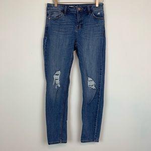 Old Navy Rockstar Women Skinny Jeans size 6 petite
